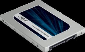 Crucial MX200 SSD
